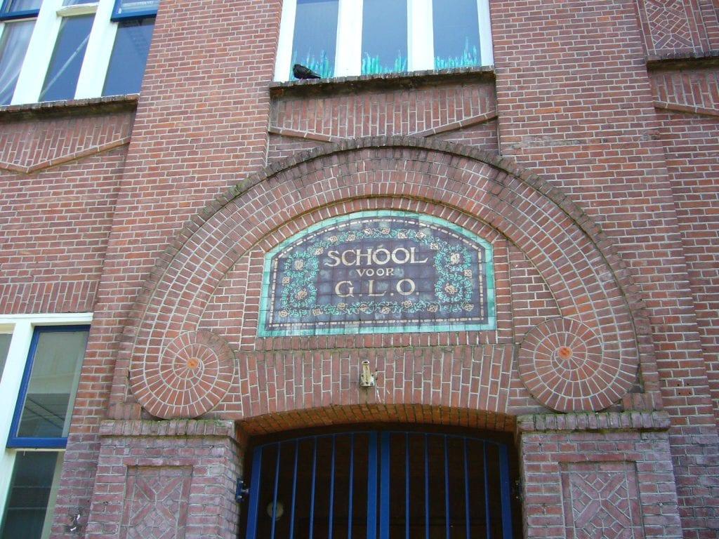 Project herbestemmen school Rotterdam