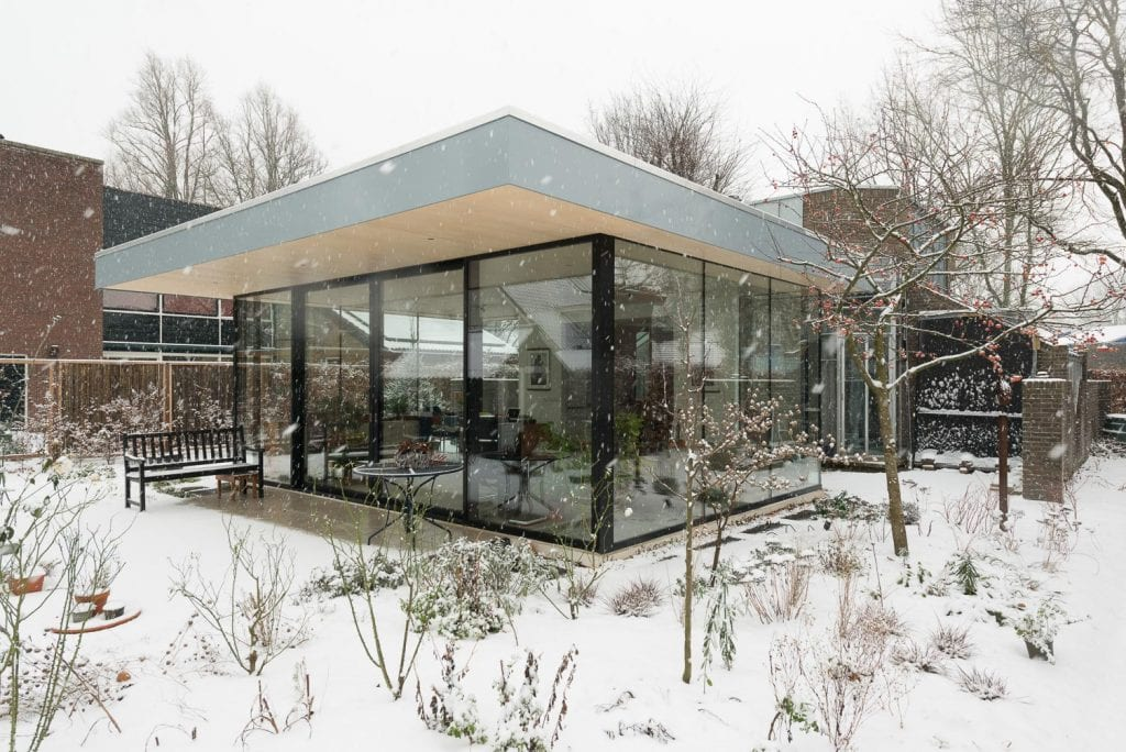project aanbouw villa Krimpen aan den IJssel