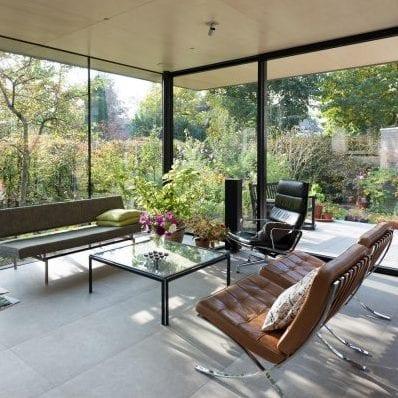 Aanbouw villa Krimpen aan den IJssel