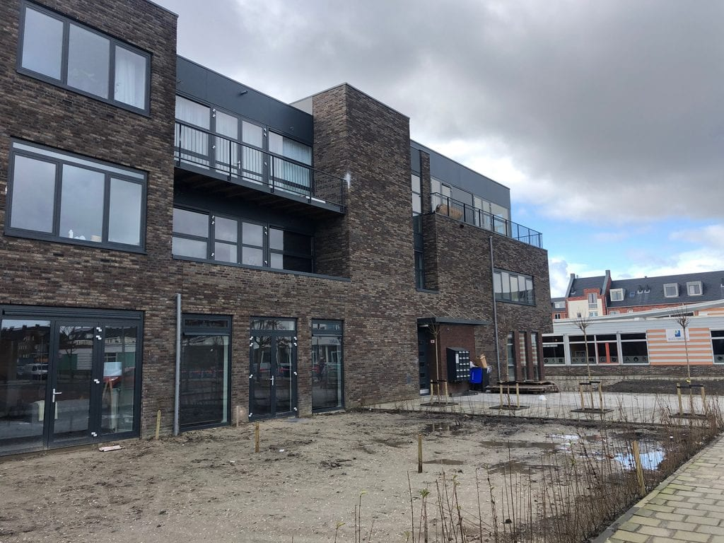 project herbestemmen school bergschenhoek