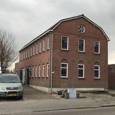 Herbestemmen monumentaal pakhuis Capelle aan den IJssel